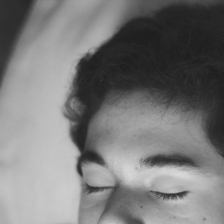 Slapen gaan is sterven in het klein   Quinten van Bemmel